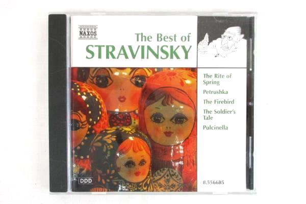 The Best of Stravinsky 1882-1971 CD 18 Songs