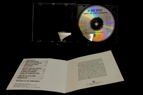 Best of the Doobies - Listen to the Music by the Dooby Brothers CD Warner 1976