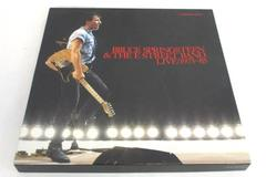 Bruce Springsteen Cd Box & Book Only Foam & Insert for the Cd's But No Cd's