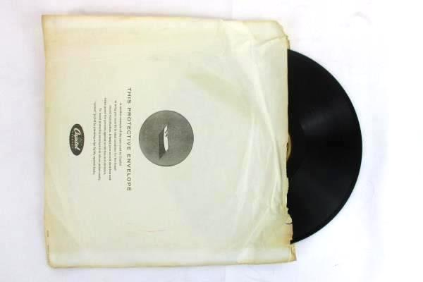 VTG Barnatro Swedish Christian 33rpm Vinyl Record Sonora Records Sweden