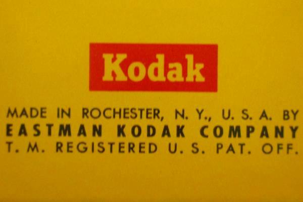 Lot of 4 Kodak Color Slides April 1965 Gettysburg Vacation Photos Tour w/ Box