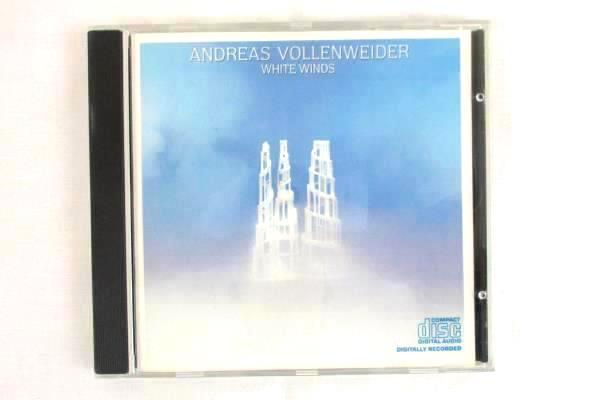 Andreas Vollenweider - White Winds CD 1990 CBS Masterworks DADC PRESS