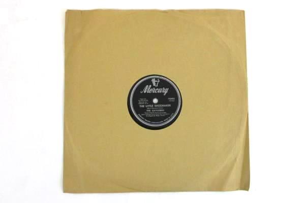 The Gaylords - 78 RPM Record – Mercury #70403 Little Shoemaker Mecque Mecque