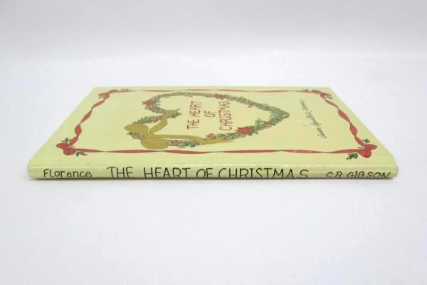 The Heart of Christmas by Susan Florence 1988 Hardcover C.R. Gibson