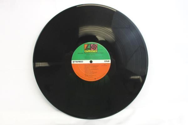 White Nights Motion Picture Soundtrack Vinyl LP Atlantic 1985 A1-81273