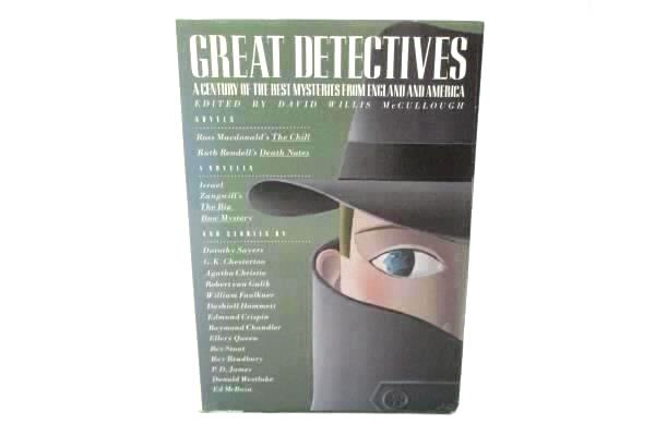 GREAT DETECTIVES Edited by Willis McCullough Hardcover Reader's Digest 1990
